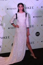 Pooja Hegde at The Red Carpet Of Vogue Beauty Awards 2017 on 2nd Aug 2017