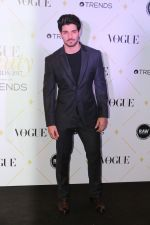 Sooraj Pancholi at The Red Carpet Of Vogue Beauty Awards 2017 on 2nd Aug 2017