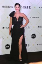 Sunny Leone at The Red Carpet Of Vogue Beauty Awards 2017 on 2nd Aug 2017