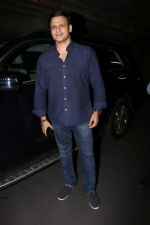 Vivek Oberoi Spotted Airport on 2nd Aug 2017 (11)_5982ad641cfa7.JPG