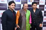 Javed Ali with Leslie Lewis and Ankit Tiwari at Rehmatein 2017_5985b8323f7cf.JPG