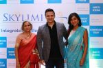 Vivek Oberoi at the inauguration of Skylimit_s flagship wellness center in World Trade Center, Mumbai on 5th Aug 2017 (4)_59882b394f22c.jpg