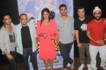 Richa Chadda, Varun Sharma, Manjot Singh, Pulkit Samrat, Ritesh Sidhwani, Mrighdeep Singh Lamba at the Special Preview of film Fukrey Returns on 9th Aug 2017 (11)_598acf3908fbe.JPG