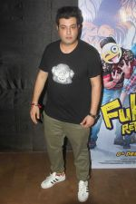 Varun Sharma at the Special Preview of film Fukrey Returns on 9th Aug 2017 (18)_598acf1e5b827.JPG