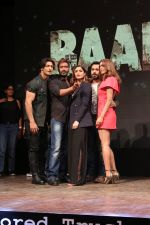 Vidyut Jammwal, Ajay Devgan, Ileana D�Cruz, Esha Gupta, Emraan Hashmi at The Trailer Launch Of Baadshaho on 7th Aug 2017-1 (171)_598aa450a87e6.jpg