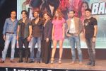 Vidyut Jammwal, Ajay Devgan, Ileana D�Cruz, Esha Gupta, Emraan Hashmi, Milan Luthria, Bhushan Kumar at The Trailer Launch Of Baadshaho on 7th Aug 2017-1 (26)_598aa45a7ef13.jpg