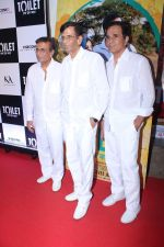 Abbas Mastan at the Special Screening Of Film Toilet Ek Prem Katha on 10th Aug 2017 (78)_598d6c1bba61e.JPG