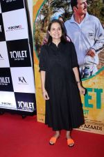 Anupama Chopra at the Special Screening Of Film Toilet Ek Prem Katha on 10th Aug 2017 (32)_598d6c652281b.JPG