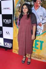 Ashwiny Iyer Tiwari at the Special Screening Of Film Toilet Ek Prem Katha on 10th Aug 2017 (114)_598d6c7b59041.JPG