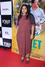 Ashwiny Iyer Tiwari at the Special Screening Of Film Toilet Ek Prem Katha on 10th Aug 2017 (115)_598d6c7bea1b3.JPG
