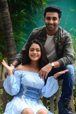 Aadar Jain, Anya Singh promote For Film Qaidi Band on 11th Aug 2017 (14)_598f316df4124.JPG