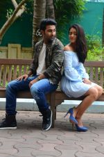 Aadar Jain, Anya Singh promote For Film Qaidi Band on 11th Aug 2017 (25)_598f30c33e73e.JPG