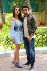 Aadar Jain, Anya Singh promote For Film Qaidi Band on 11th Aug 2017 (28)_598f30c43a1a9.JPG