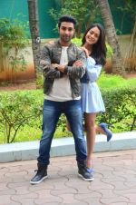 Aadar Jain, Anya Singh promote For Film Qaidi Band on 11th Aug 2017 (6)_598f30b8a5209.JPG