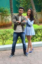 Aadar Jain, Anya Singh promote For Film Qaidi Band on 11th Aug 2017 (8)_598f30bab1d37.JPG