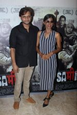 Anjali Patil, Mohammed Zeeshan Ayyub at the Trailer Launch Of Film Sameer on 11th Aug 2017 (57)_598f2d483e6b3.JPG