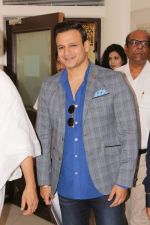Vivek Oberoi At The Press Conference Of World Prace Conclave on 11th Aug 2017 (11)_598f31d942105.JPG