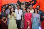 Dia Mirza, Arjun Rampal, Pooja Hegde, Diana Penty, Jackky Bhagnani at the launch of Gaj Yatra on 13th Aug 2017 (41)_59917430ac880.JPG