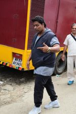 Ganesh Acharya at Sunny Leone_s Item Song Shoot On Location For Film Bhoomi on 12th Aug 2017  (12)_599170cbec0bb.JPG