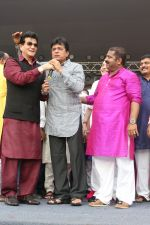 Jeetendra at the Song Launch Of Film Daddy In Dahi Handi Celebration on 15th Aug 2017 (85)_5993e62dcc66c.JPG