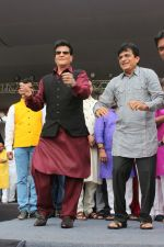 Jeetendra at the Song Launch Of Film Daddy In Dahi Handi Celebration on 15th Aug 2017 (87)_5993e62eed52e.JPG