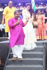 Kainaat Arora at the Song Launch Of Film Daddy In Dahi Handi Celebration on 15th Aug 2017 (56)_5993e65153426.JPG
