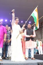 Kainaat Arora at the Song Launch Of Film Daddy In Dahi Handi Celebration on 15th Aug 2017 (60)_5993e65410591.JPG
