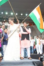 Kainaat Arora at the Song Launch Of Film Daddy In Dahi Handi Celebration on 15th Aug 2017 (61)_5993e654e11a9.JPG