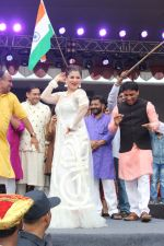 Kainaat Arora at the Song Launch Of Film Daddy In Dahi Handi Celebration on 15th Aug 2017 (67)_5993e6588bacc.JPG
