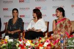 Sarah Jane Dias, Tisca Chopra, Kirti Kulhari at the Discussion About Freedom Of Expression on 15th Aug 2017 (32)_5993eaebd933e.JPG