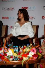 Tisca Chopra at the Discussion About Freedom Of Expression on 15th Aug 2017