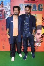 Aparshakti Khurana, Ayushmann Khurrana At Special Screening Of Yo Ke Hua Bro on 16th Aug 2017 (26)_59956c8d60ca1.JPG