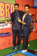 Aparshakti Khurana, Ayushmann Khurrana At Special Screening Of Yo Ke Hua Bro on 16th Aug 2017 (28)_59956c8dee166.JPG