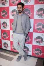 Ayushmann Khurrana Visit Radio Station To Promote Song Kanha on 17th Aug 2017 (15)_5995a9ba0b115.JPG