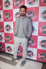 Ayushmann Khurrana Visit Radio Station To Promote Song Kanha on 17th Aug 2017 (17)_5995a9bb6d45f.JPG