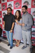 Ayushmann Khurrana, Bhumi Pednekar Visit Radio Station To Promote Song Kanha on 17th Aug 2017 (16)_5995aa489c87f.JPG