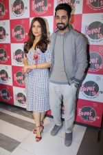Ayushmann Khurrana, Bhumi Pednekar Visit Radio Station To Promote Song Kanha on 17th Aug 2017 (5)_5995aa4815422.JPG