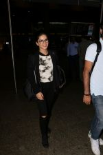 Sunny Leone At International Airport on 17th Aug 2017 (2)_59969168f132a.JPG