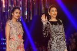 Amrita Arora, Karisma Kapoor as Guest For Manish Malhotra At LFW Winter Festive 2017 on 20th Aug 2017