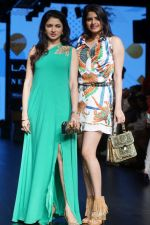 Bhagyashree As Guest At LFW Winter Festive 2017 on 20th Aug 2017-1 (16)_599a832380ffe.JPG