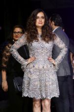 Dia Mirza as Guest For Manish Malhotra At LFW Winter Festive 2017 on 20th Aug 2017