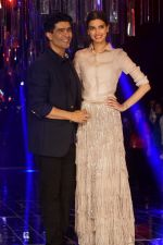 Diana Penty as Guest For Manish Malhotra At LFW Winter Festive 2017 on 20th Aug 2017