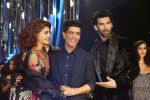 Jacqueline Fernandez, Aditya Roy Kapur Walks Ramp For Manish Malhotra At LFW Winter Festive 2017 on 20th Aug 2017