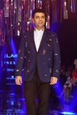 Karan Johar as Guest For Manish Malhotra At LFW Winter Festive 2017 on 20th Aug 2017