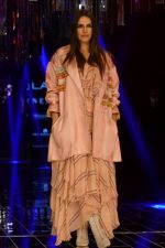Neha Dhupia as Guest For Manish Malhotra At LFW Winter Festive 2017 on 20th Aug 2017