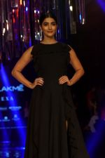 Pooja Hegde as Guest For Manish Malhotra At LFW Winter Festive 2017 on 20th Aug 2017