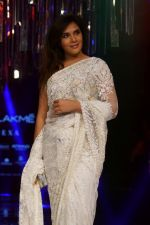 Richa Chadda as Guest For Manish Malhotra At LFW Winter Festive 2017 on 20th Aug 2017