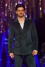 Sooraj Pancholi as Guest For Manish Malhotra At LFW Winter Festive 2017 on 20th Aug 2017