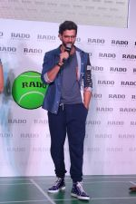 Hrithik Roshan at the Launch Of Rado Sports Collection & New Boutique Inauguration on 22nd Aug 2017 (17)_599d3ef8b45e4.JPG
