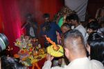 Sanjay Dutt, Manyata Dutt At The Shoot For The Ganesh Aarti on 23rd Aug 2017 (23)_599e751277349.JPG